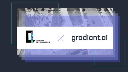 Gradiant AI est invité dans la série Quartier de l'innovation pour parler IA avec Damien Silès